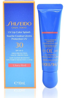 Shiseido Global Suncare Uv Lip Color Splash Tahiti Blue Spf 30 Güneş Dudak Bakımı 10 ml