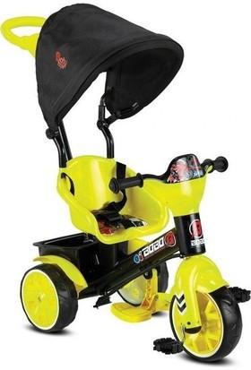 Babyhope 121 Bobo Speed Tenteli Bisiklet - Sarı (100100529047)