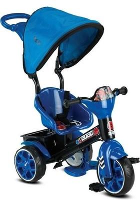 Babyhope 121 Bobo Speed Tenteli Bisiklet - Mavi (100100529046)