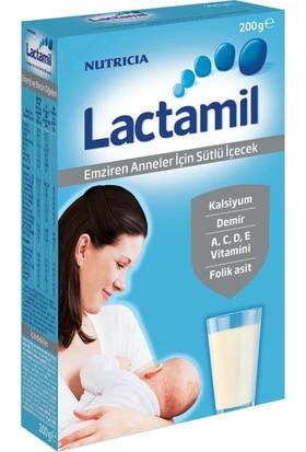 Lactamil Emziren Anneler İçin Sütlü İçecek 200 gr.