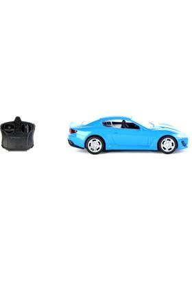 Black Horse G2035-4 1/18 Ölçek Uzaktan Kumandalı Şarjlı Araba - Mavi