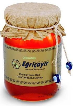 Eğriçayır Organik Keçiboynuzu Balı 225 gr
