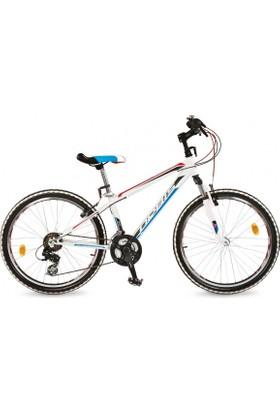 """Orbis Sonic 24"""" Kırmızı Bisiklet"""