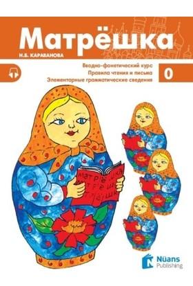 Matryoshka 0 +CD Rusça - N. B. Karavanova