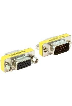 Zoomex SS-1037 VGA (M) TO VGA (F) Erkek - Dişi Aparat