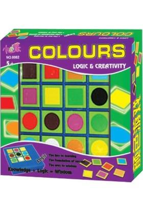 Colours Logic & Creativity