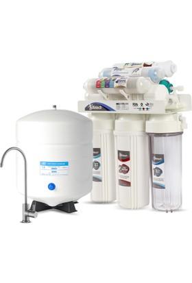 Lifetech Organic Plus 11 Aşamalı Pompasız Su Arıtma Cihazı 11 Aşama Filtre Seti Hediyeli!