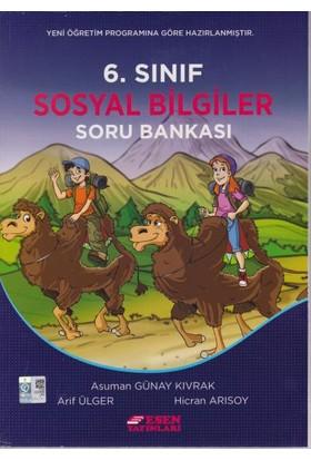 Esen Yayınları 6. Sınıf Sosyal Bilgiler Soru Bankası