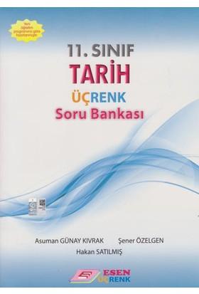 Esen Üçrenk Yayınları 11. Sınıf Tarih Soru Bankası