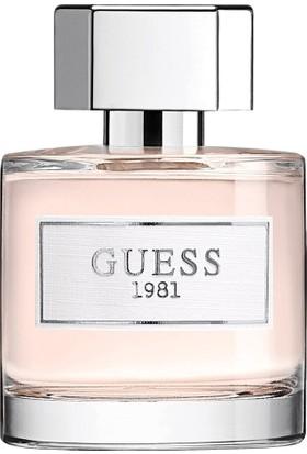 Guess 1981 Edt 100 Ml Kadın Parfüm