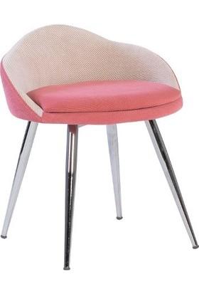 Enzi En651 Makyaj Masası Sandalyesi - Puf