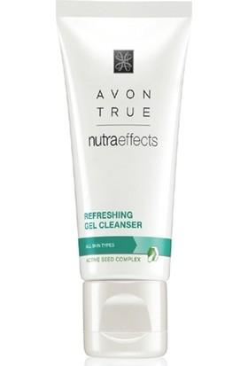 Avon Nutra Effects Tüm Cilt Tipleri İçin Tazeleyici Temizleme Jeli 30 ml