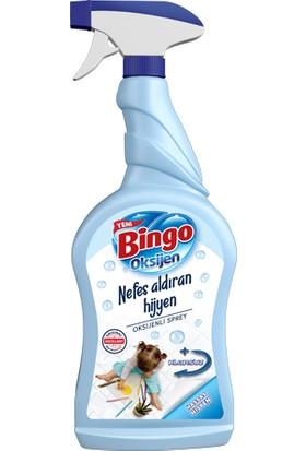Bingo Oksijen Sprey Hassas Hijyen 750 ml
