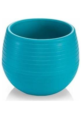 Yalova Fidan Market Mavi Elvan Saksı 0.13 Litre