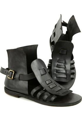Husna Sandals Kadın Sandalet Kallini