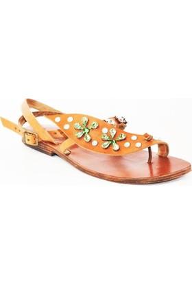 Husna Sandals Kadın Sandalet Seres
