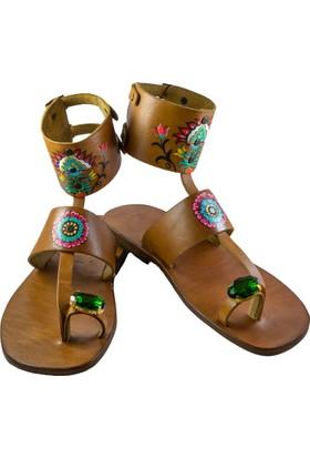 Husna Sandals Kadın Sandalet Hera
