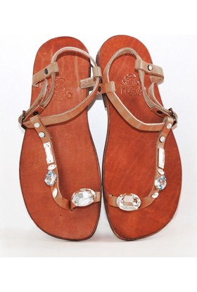 Husna Sandals Kadın Sandalet Adonia Mar