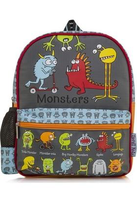 Tyrrell Katz Anaokulu Çantası İki Gözlü Monsters