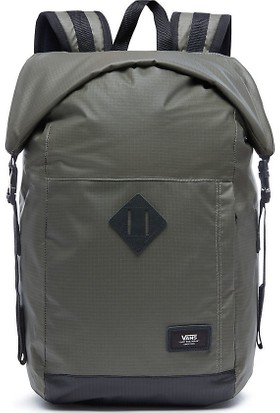 Vans Fend Roll Top Backpack Sırt Çantası Grape Leaf