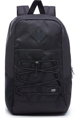 Vans Snag Backpack Laptop Bölmeli Sırt Çantası Black