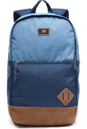 Vans Van Doren Iii Backpack Laptop Bölmeli Sırt Çantası Copen Blue