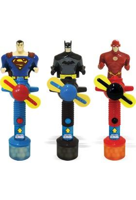 Justıce League Işıklı Fan ( Superman & Batman )