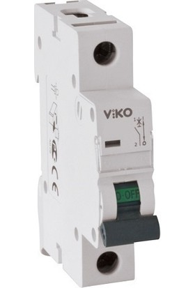 Viko B Serisi Otomatik Sigorta 1X16 Amper (3Ka)