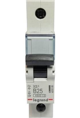 Legrand 1X25A Otomat B-Tipi