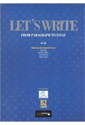 Lets Write B2 - From Paragraph to Essay