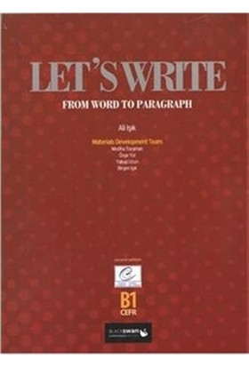 Lets Write B1 From Word To Paragraph