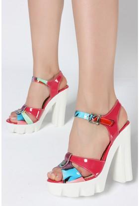 Rovigo Kadın Fuşya Sandalet 1111631120