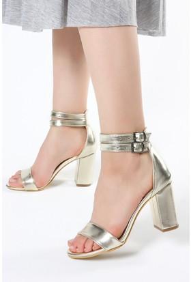 Rovigo Kadın Dore Sandalet 1111900251