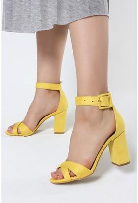 Rovigo Kadın Sarı Sandalet 1111900256