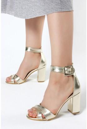 Rovigo Kadın Dore Sandalet 1111900256
