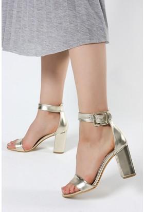 Rovigo Kadın Dore Sandalet 1111900257