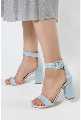 Rovigo Kadın Mavi Sandalet 1111900257