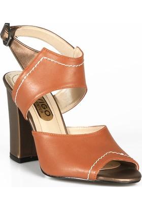 Rovigo Kadın Taba Sandalet 1111900531
