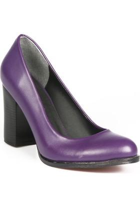 Rovigo Kadın Mor Ayakkabı 1111900564
