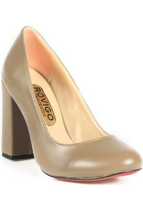 Rovigo Kadın Vizon Ayakkabı 1111900588