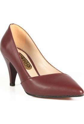 Rovigo Kadın Bordo Ayakkabı 1111900593
