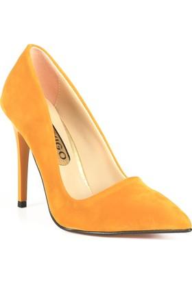 Rovigo Kadın Hardal Ayakkabı 1111900594