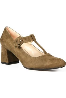 Rovigo Kadın Yeşil Ayakkabı 11115631173
