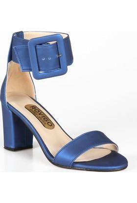 Rovigo Kadın Saks Sandalet 1111900528