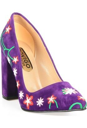Rovigo Kadın Mor Ayakkabı 1111900574