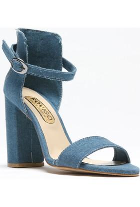 Rovigo Kadın Mavi Sandalet 1111900921