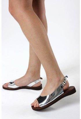 Rovigo Kadın Gümüş Sandalet 111190301