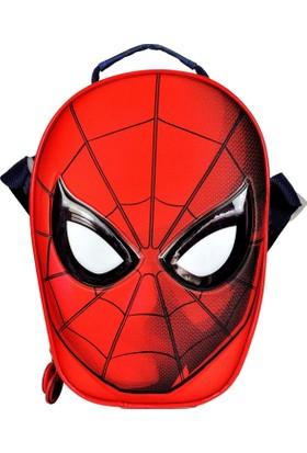Hakan Çanta Spider-Man 3D Anaokulu & Beslenme Çantası 95331