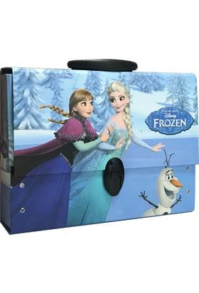 Keskin Frozen Simli Saplı Resim Çantası