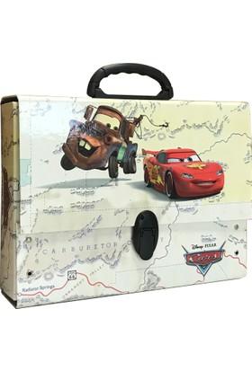 Keskin Cars Harita Baskılı Saplı Çanta